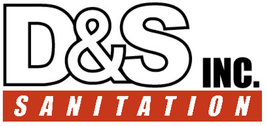 D&S Sanitation Logo