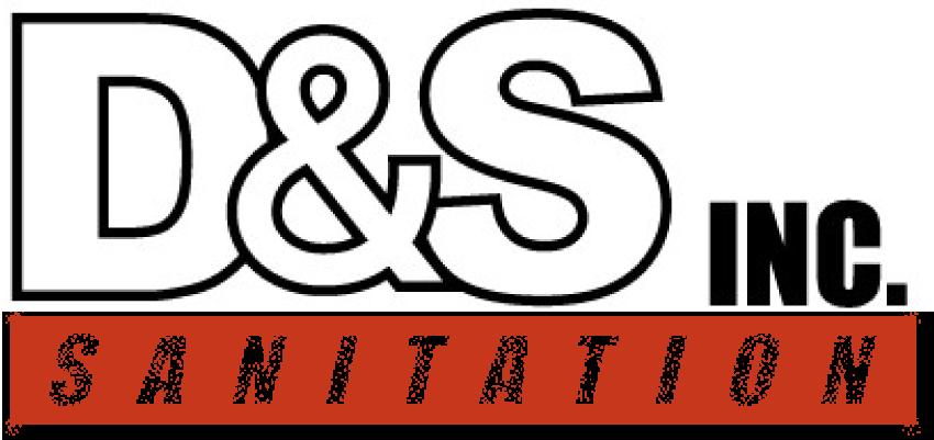D&S Sanitation Logo